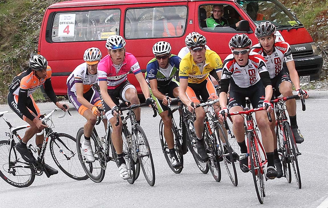 2012 Tour of Southland-Stage 5