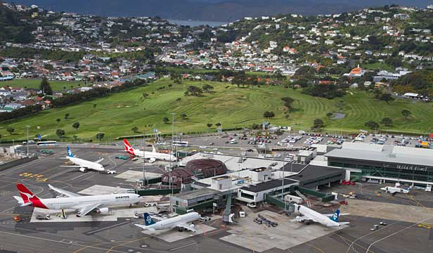 REPORT: 'Wellington Airport's target of a 9.5 per cent return is excessive'