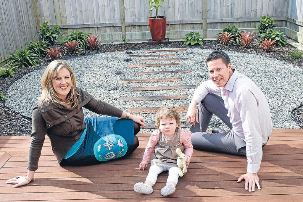 Sarah, Luka and Chad Russell make the most of every day since Chad's health scare seven months ago.