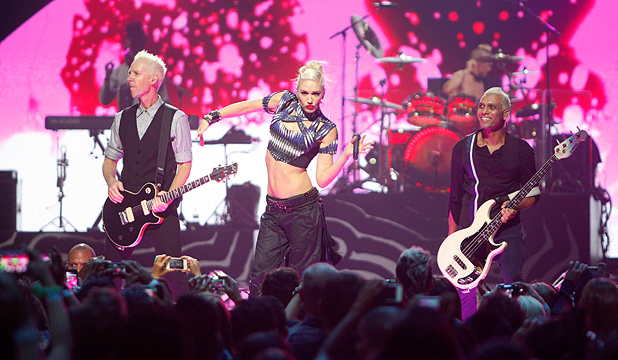 SORRY: Pop band No Doubt has issued an apology after complaints from the Native American community.