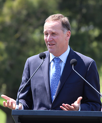SORRY: PM John Key has apologised for the failings behind Pike River.