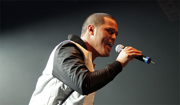TALENT SPOTTER: Stan Walker says he will be as nervous as the contestants on X Factor New Zealand.