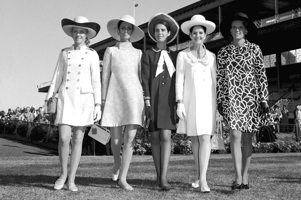 Melbourne Cup fashion