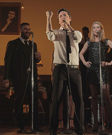 LIFE IN SONG: Big names belt out a tune for Silo Theatre production Brel.
