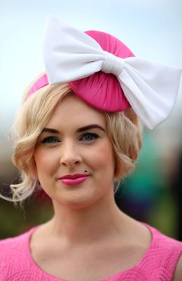 Melbourne Cup style 2012
