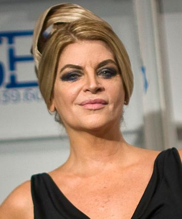 KIRSTIE ALLEY: 'I know John with all my heart and soul. He's not gay.'