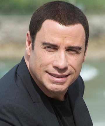 JOHN TRAVOLTA: Became close to Alley on the set of Look Who's Talking.