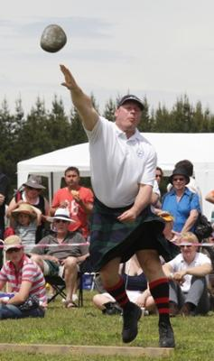 Hororata Highland Games 2012