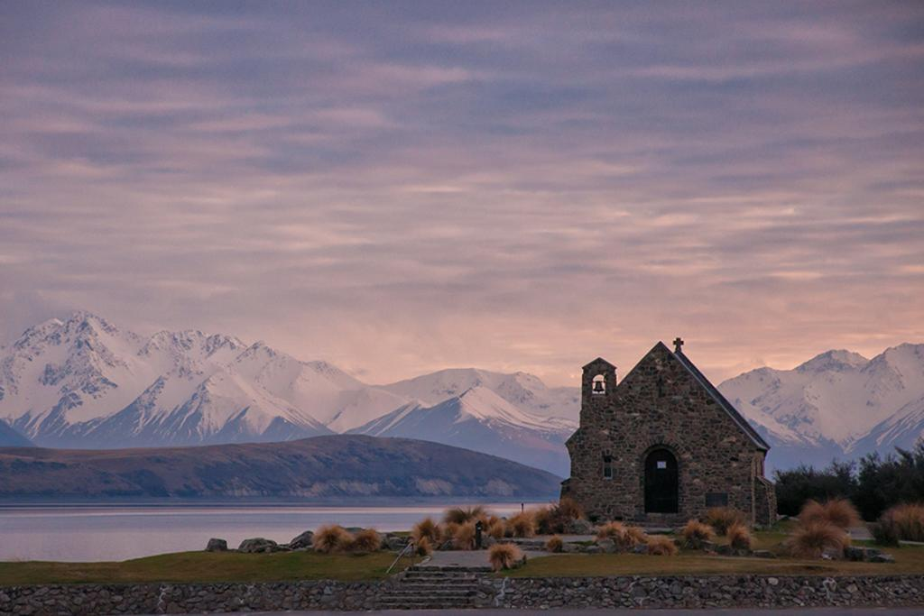 Church of the Good Shepherd, Lake Tekapo.