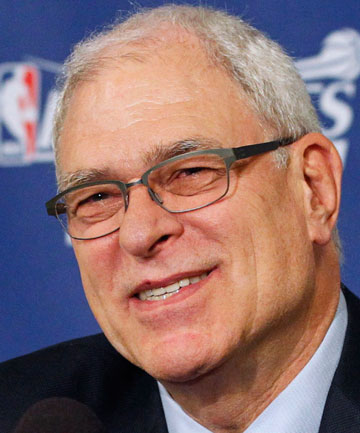 Phil Jackson is tipped to be returning to the LA Lakers for a third time.