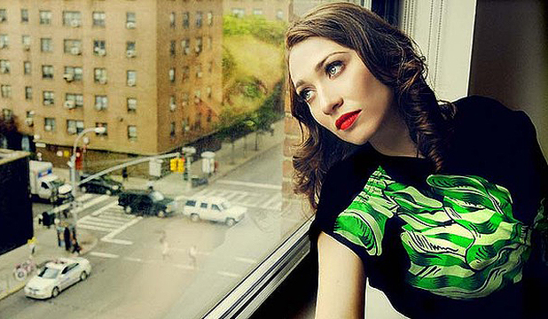 SYMPHONIC: Regina Spektor is awed by the giants of classical.