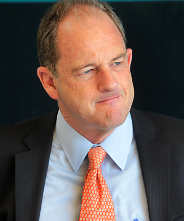 NOT EXPECTING TROUBLE: Labour leader David Shearer.