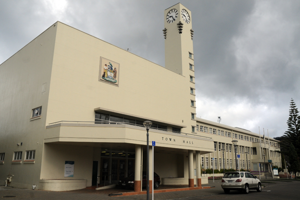 Lower Hutt Town Hall