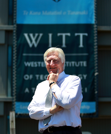 Witt chief executive Richard Handley