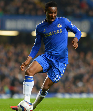 STANDING FIRM: John Obi Mikel has assured Chelsea management he heard 'Monkey' and not 'Mikel'.