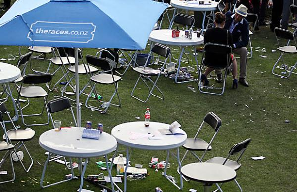 Cup Day aftermath