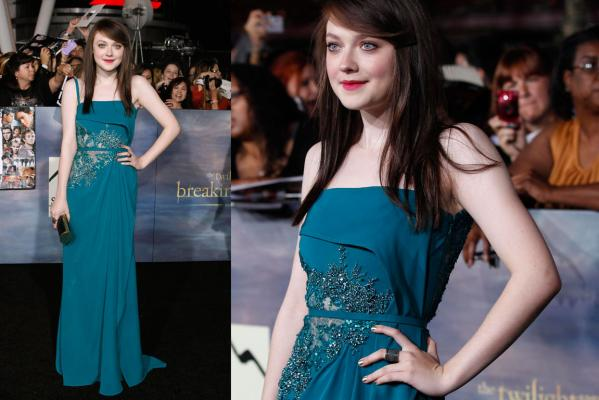 Twilight Breaking Dawn II premiere