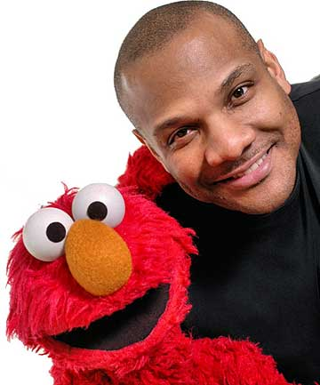 PUPPET MAN: Elmo and Kevin Clash