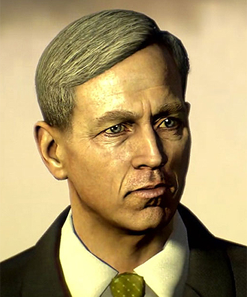 David Petraeus/Call of Duty: Black Ops II