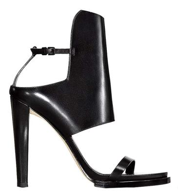 The cut out heel: Alexander Wang