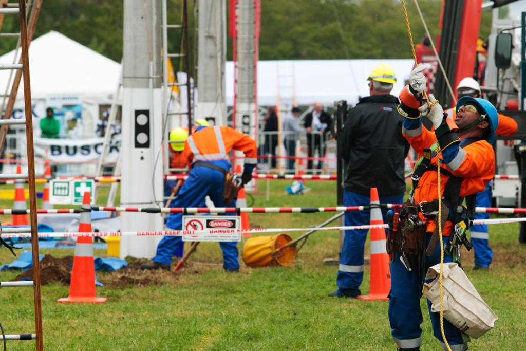 The National Line Mechanic competition