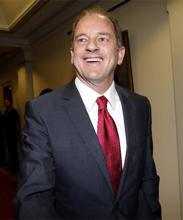 Labour leader David Shearer is looking to shore up his support.