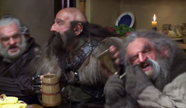 MGM is betting The Hobbit films will be a rollicking success, helping them to restore their finances.
