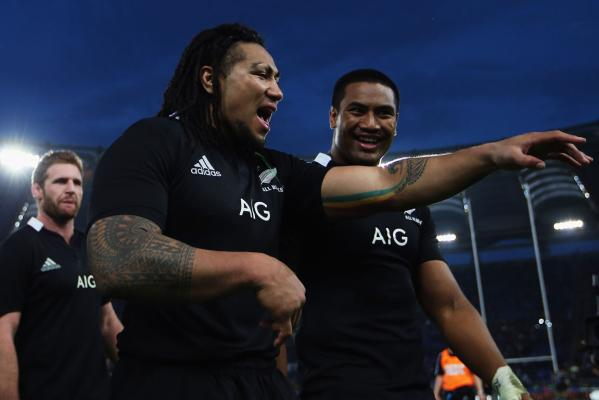 Ma'a Nonu and Julian Savea