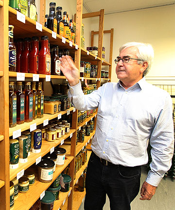 OVERSEAS PUSH: Delmaine Fine Foods managing director Rick Carlyon says the time is right to take the brand abroad.