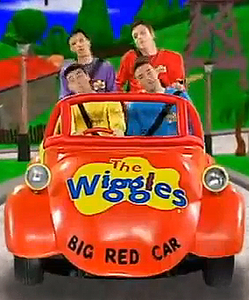 Wiggles Big Red Car For Sale