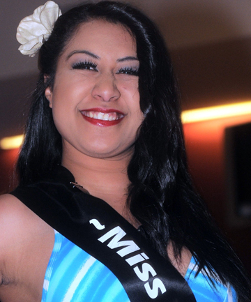 Miss Hutt Valley Selesitinia