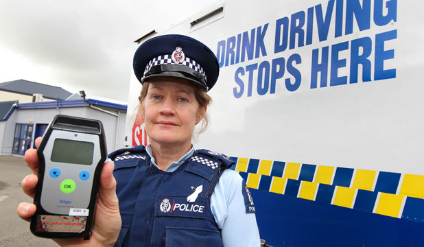 Senior Sergeant Maggie Windle, of Invercargill, says people need to use common sense during the upcoming holiday season.