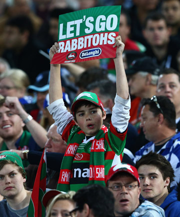 Rabbitohs fan