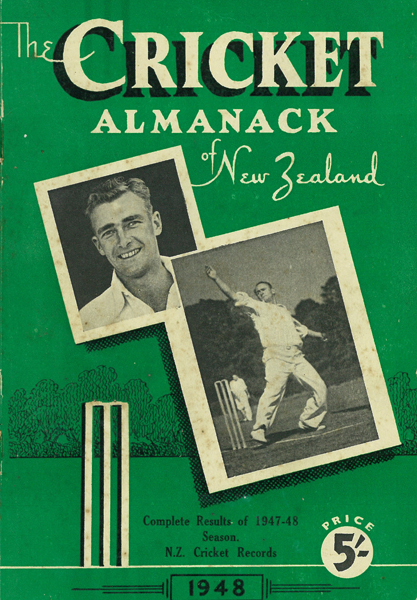 Cricket Almanac 1