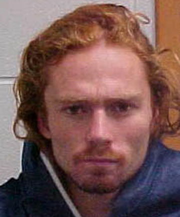 ACCUSED: Aaron Forden in a 2008 file photograph.