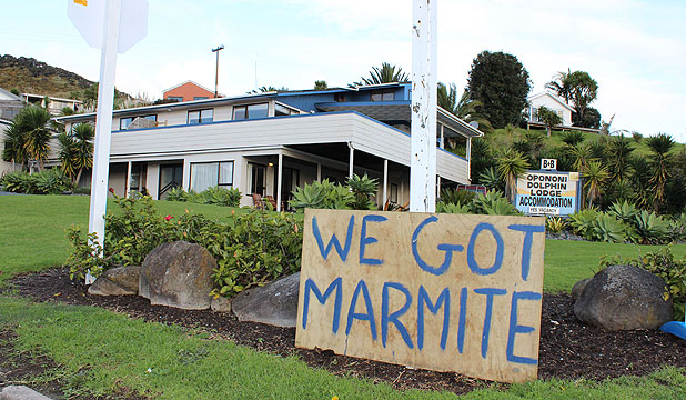 MARMIGHTY: When the going gets tough Hokianga steps up to the mark.