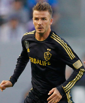 MOVING ON: David Beckham will leave the Los Angeles Galaxy at the end of the current season.