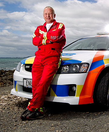Kapiti Coast EMS director Chris Lane