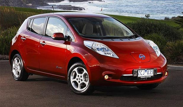 RANGE EXTENDED: Nissan Claims To Have Extended The Range Of Its Electric  Leaf While Also