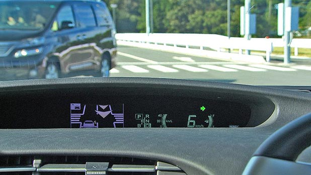 Toyota is working on new systems to make driving and parking safer.