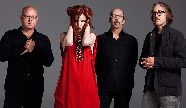 BACK ON THE ROAD: UK band Garbage are going on a world tour next year.
