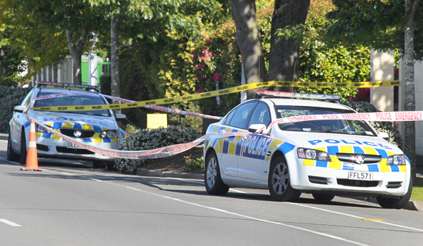 christchurch suspected hit and run