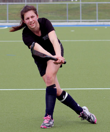 HOCKEY: Timaru girl Cass Reid has been named in the Black Sticks' squad series against India.