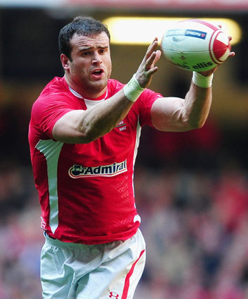 """JAMIE ROBERTS: """"The scrutiny you receive in the limelight of professional sport is something taken out of context."""""""