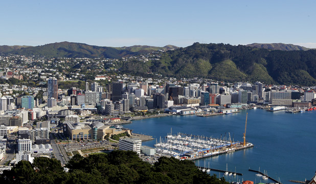 CAPITAL SPOT: Wellington.