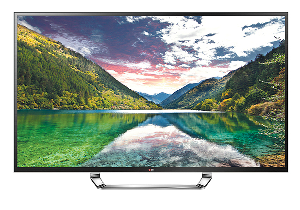 LG 3D 84-inch Television