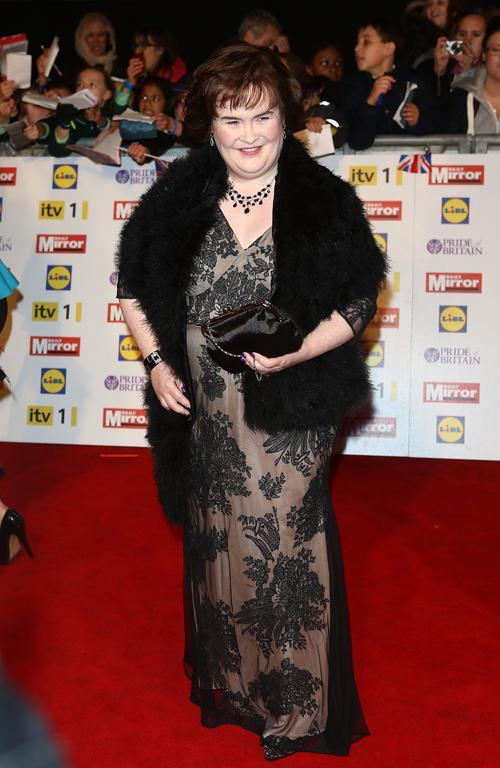 Red carpet glam for the 2012 Pride Of Britain awards in London.