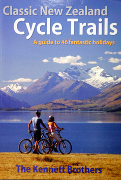 GREAT RIDES: The Tasman Great Taste Trail has been included in the new book Classic New Zealand Cycle Trails, published by the Kennett brothers.