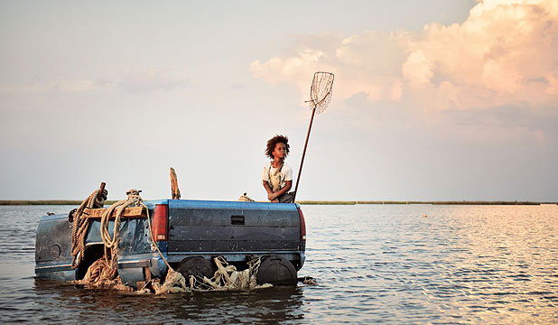 BEAUTIFUL: Beasts of the Southern Wild.