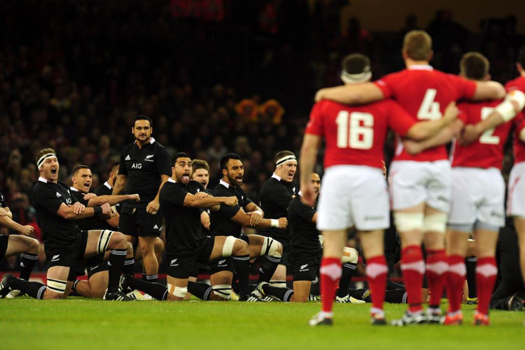 All Blacks v Wales